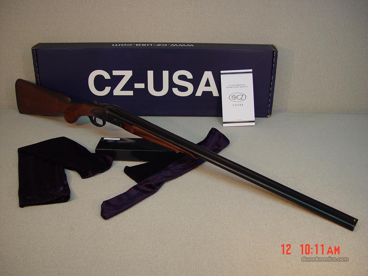 "CZ RINGNECK 410GA 28""   Guns > Shotguns > CZ Shotguns"