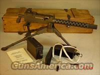 TIPPMAN ARMS 1/2 SCALE MACHINE GUN  Military Misc. Rifles US > M16/AR15
