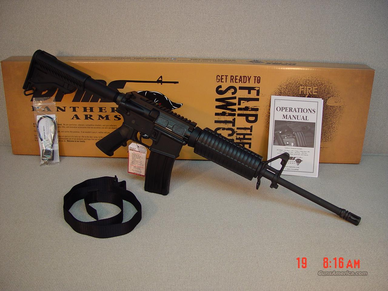 DPMS Lite16 A3 223 Rem / 5.56mm NATO   Guns > Rifles > DPMS - Panther Arms > Complete Rifle