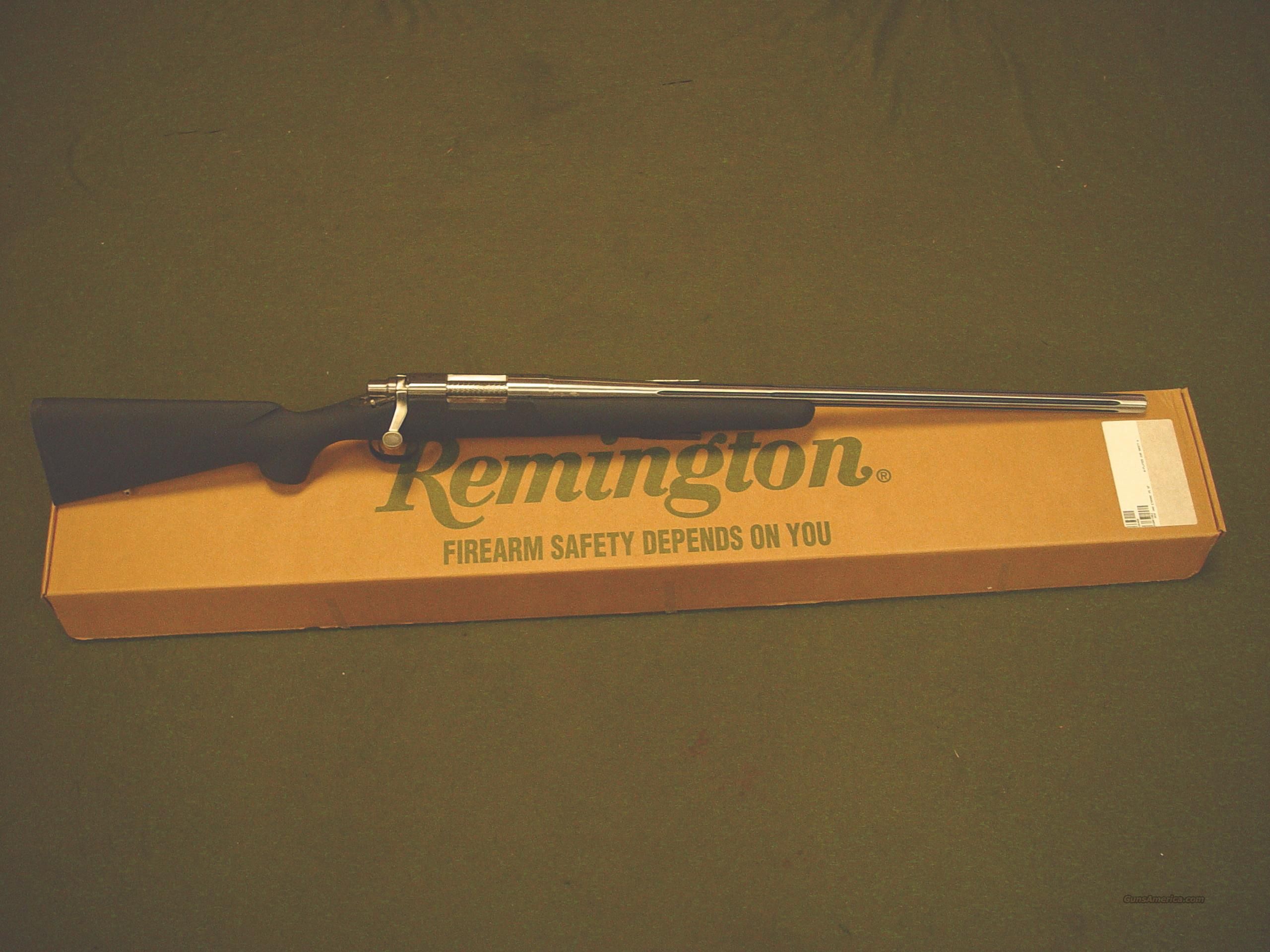 700 ETRONX .22-250  Guns > Rifles > Remington Rifles - Modern