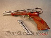 BROWNING RENAISSANCE MEDALIST  Guns > Pistols > Browning Pistols > Other Autos