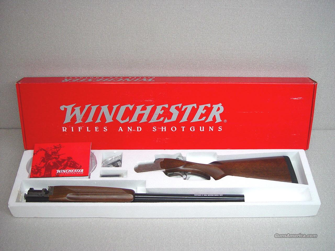 "WINCHESTER SELECT WHITE TRADITIONAL 28"" FN BELGIUM  Guns > Shotguns > Winchester Shotguns - Modern > O/U > Hunting"