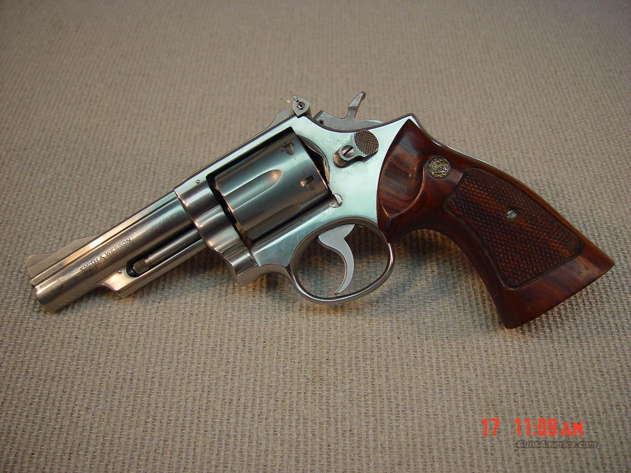 SMITH & WESSON Model 66 CUSTOM SHOP  Guns > Pistols > Smith & Wesson Revolvers > Full Frame Revolver