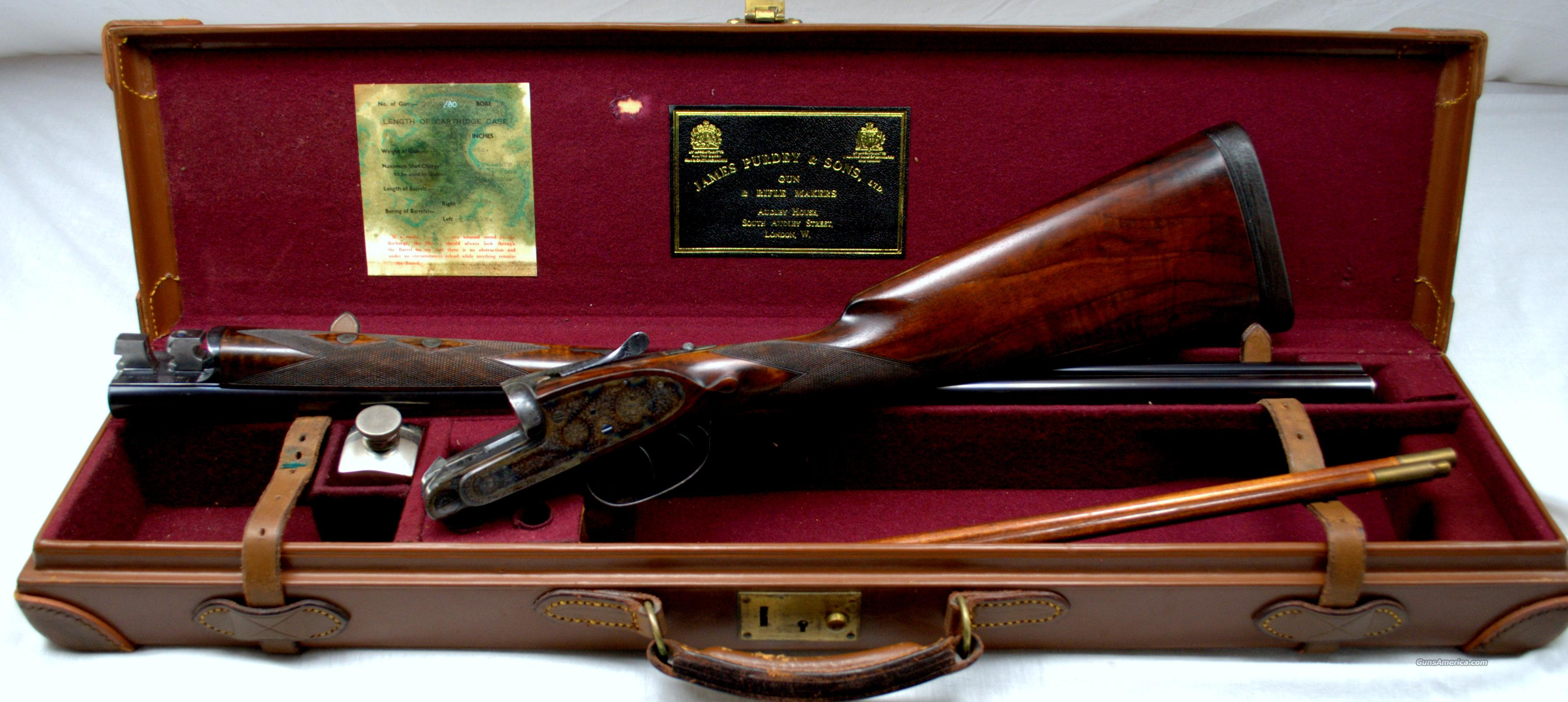 "James Purdey & Sons London England Best Gun 28ga ... 27""   Guns > Shotguns > Purdy Shotguns"