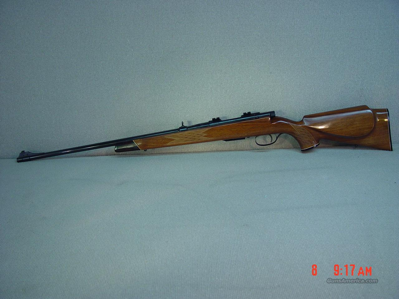 SAVAGE ANSCHUTZ Model 153  Guns > Rifles > Savage Rifles > Standard Bolt Action