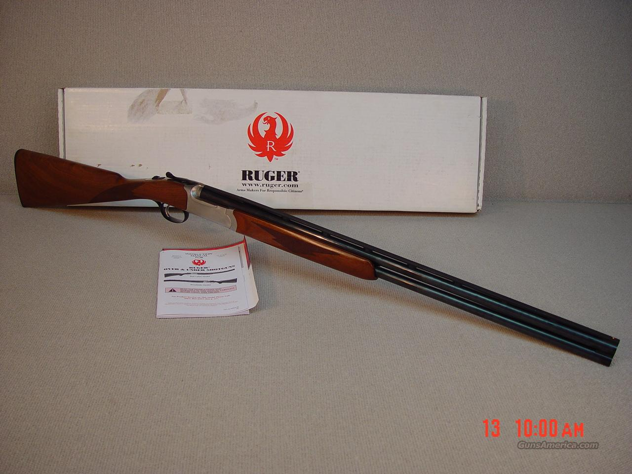RUGER RED LABEL SHOTGUN 28GA  Guns > Shotguns > Ruger Shotguns > Hunting