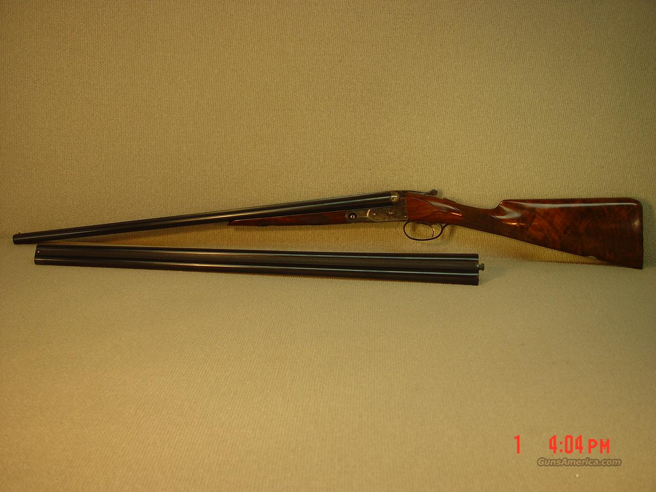 PARKER WINCHESTER SST TWO BARREL SET  Guns > Shotguns > Parker Reproductions Shotguns