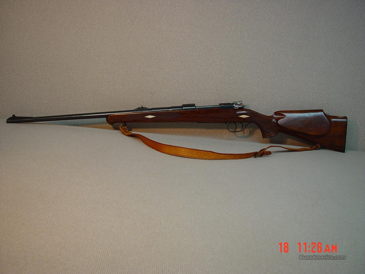 FN CUSTOM M98 SPORTER 270CAL  Guns > Rifles > FNH - Fabrique Nationale (FN) Rifles > Bolt action > Hunting