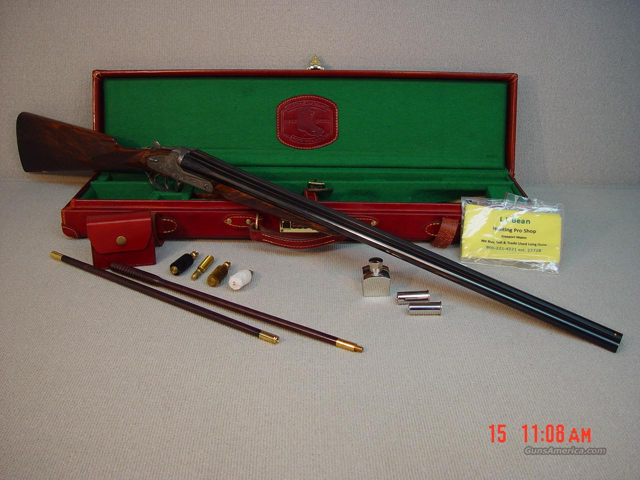 MERKEL Model 147SL 'L.L.BEAN' COMMEMORATIVE 20GA  Guns > Shotguns > Merkel Shotguns
