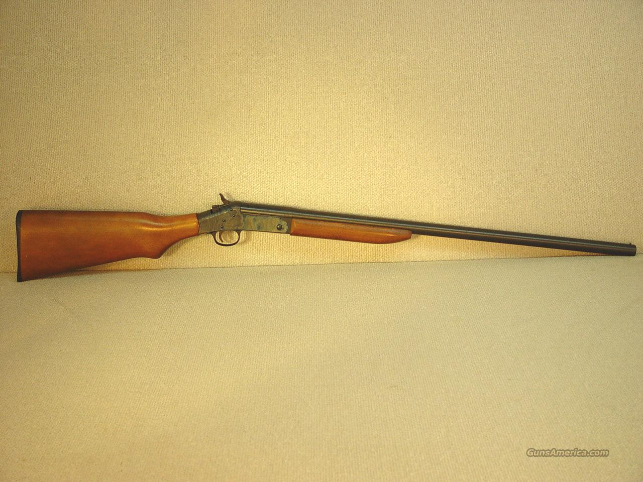 H&R MODEL 88  Guns > Shotguns > Harrington & Richardson Shotguns