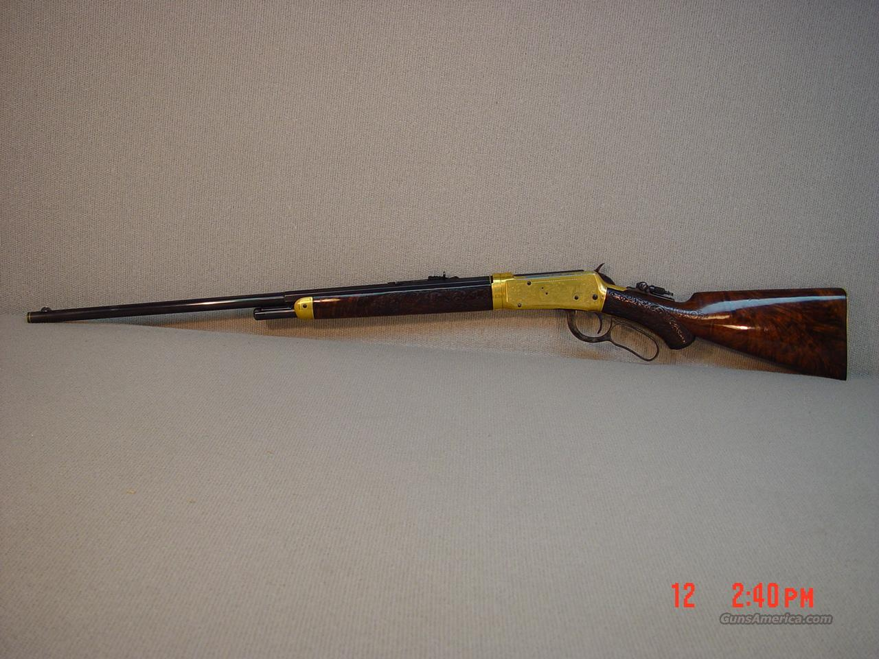 WINCHESTER Model 1894 RARE SPECIAL ORDER 32WS  Guns > Rifles > Winchester Rifles - Pre-1899 Lever