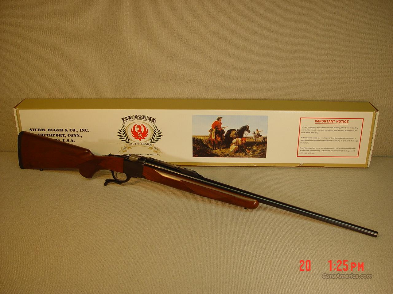 RUGER No.1 220 SWIFT  Guns > Rifles > Ruger Rifles > #1 Type