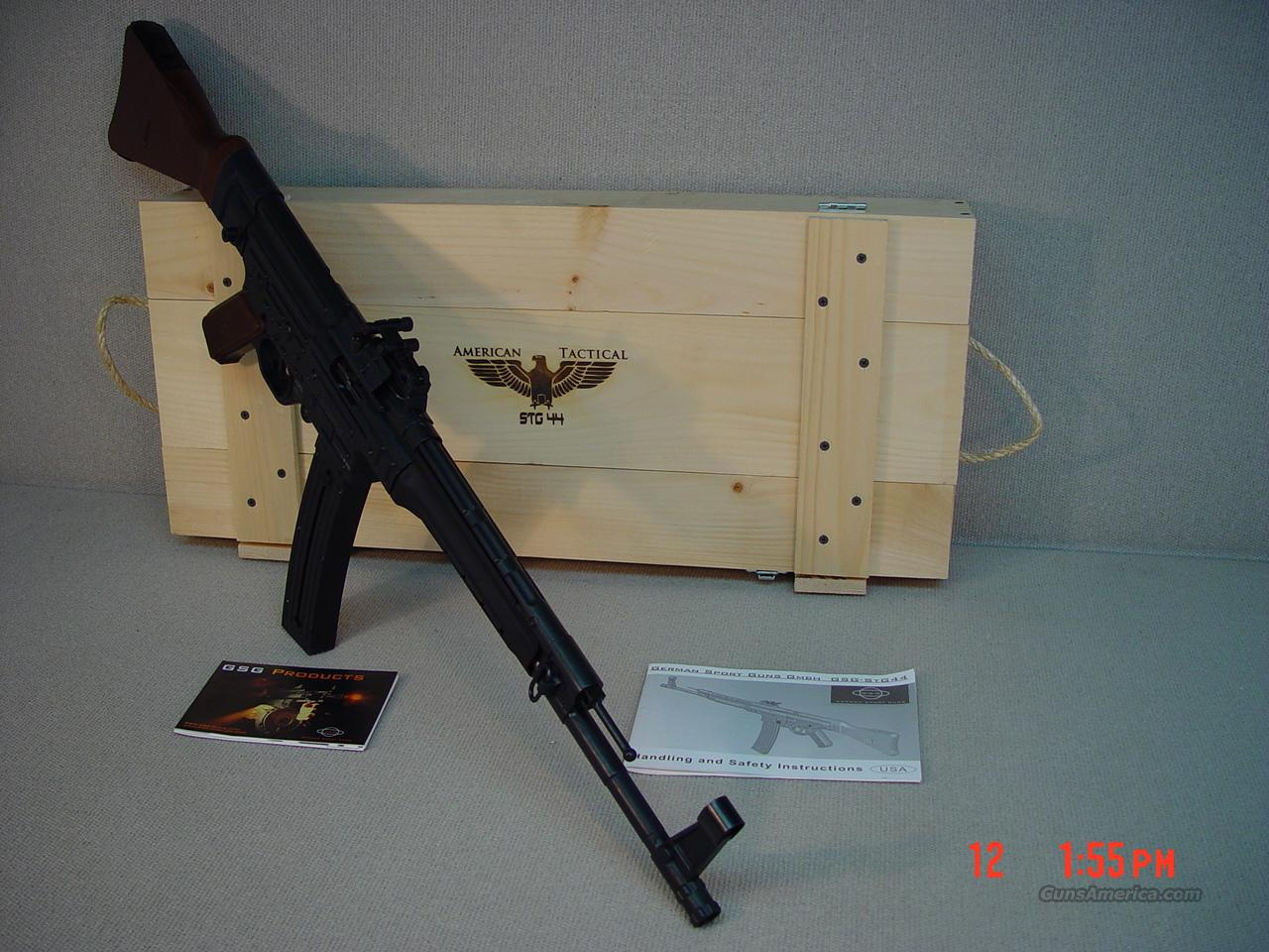 ATI GSG STG 44 22 LR / 5.6x15mmR   Guns > Rifles > American Tactical Imports Rifles