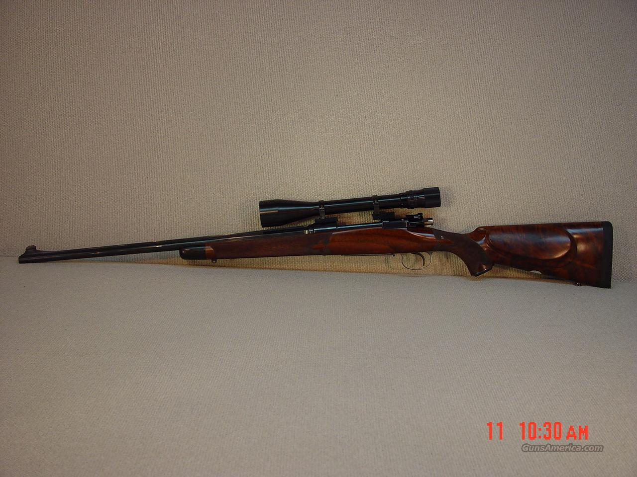BOB OWENS/ARNOLD GRIEBEL 30-06 with SCOPE  Guns > Rifles > Custom Rifles > Bolt Action