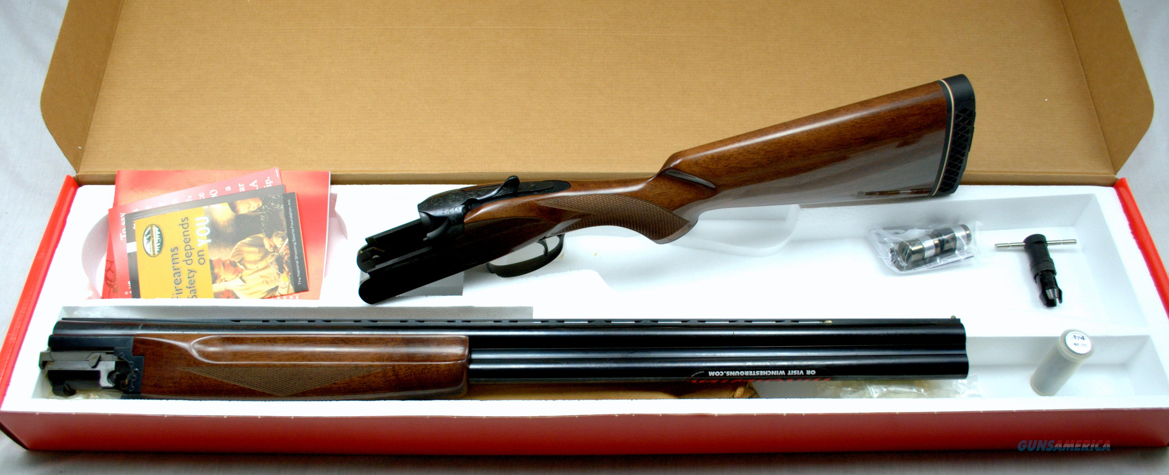 WINCHESTER MODEL 101 SELECT 28IN  Guns > Shotguns > Winchester Shotguns - Modern > O/U > Hunting