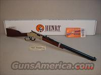 HENRY SIERRA LIMITED EDITION 22CAL  Guns > Rifles > Henry Rifle Company
