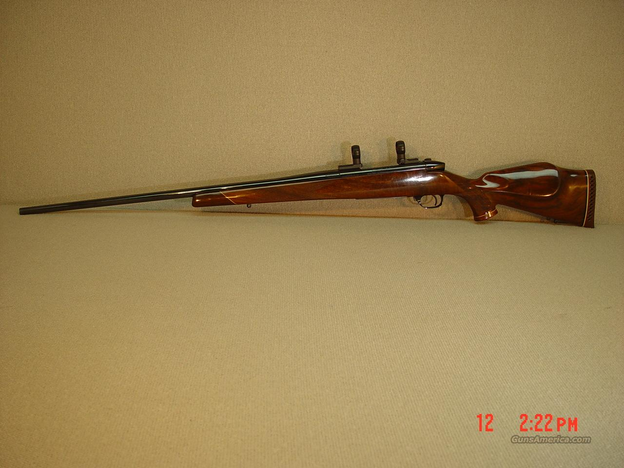 WEATHERBY MARK V 340W.M.  Guns > Rifles > Weatherby Rifles > Sporting