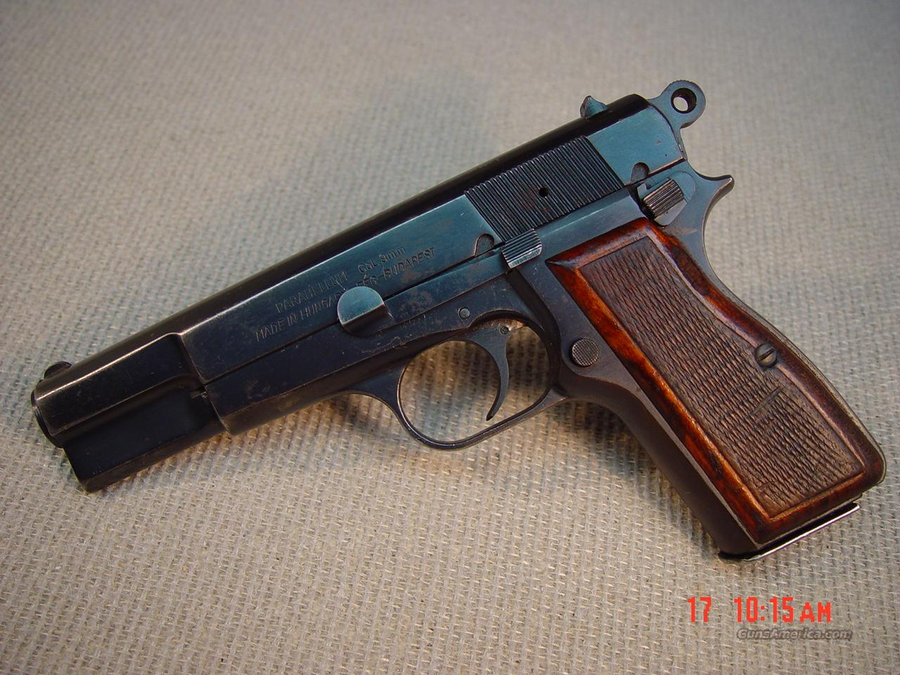FEG Model P9M 9mm (Good/VeryGood)  Guns > Pistols > FEG Pistols