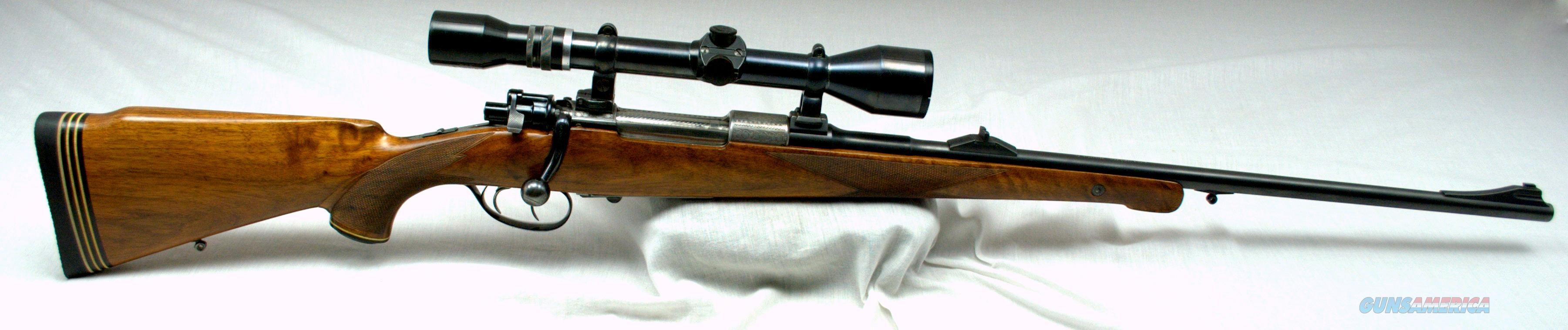 MAUSER 98 CUSTOM BOLT ACTION RIFLE 257 ROBERTS  Guns > Rifles > Mauser Rifles > German