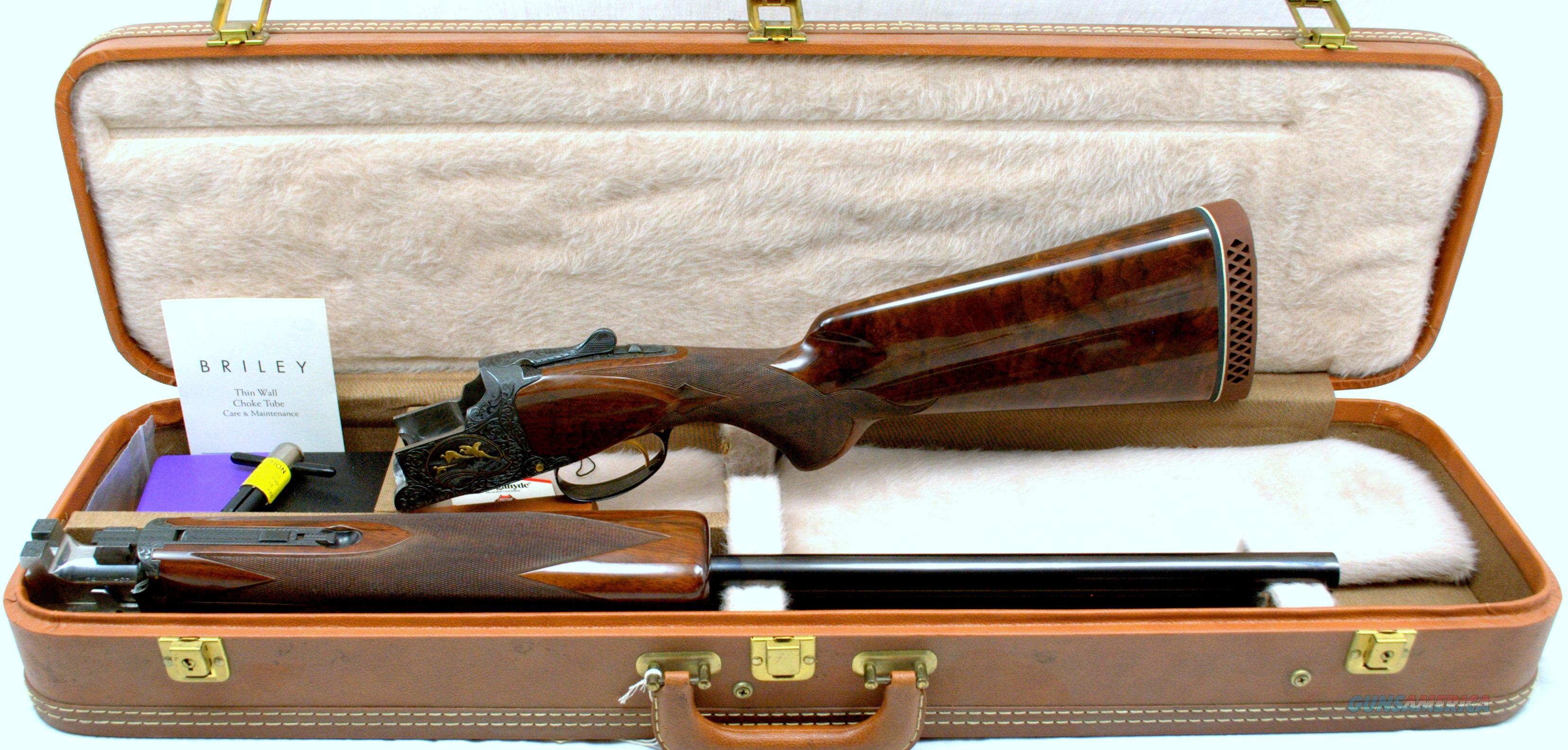 BROWNING B25 MIDAS NEW STYLE SKEET  Guns > Shotguns > Browning Shotguns > Over Unders > Belgian Manufacture