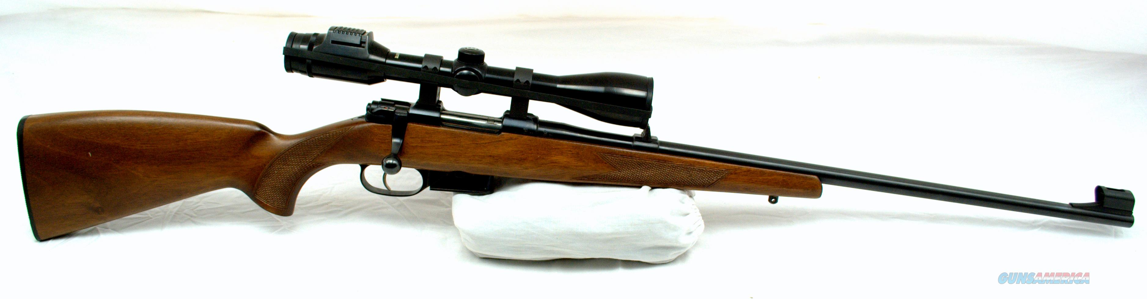 CZ-USA 527 BOLT ACTION  Guns > Rifles > CZ Rifles