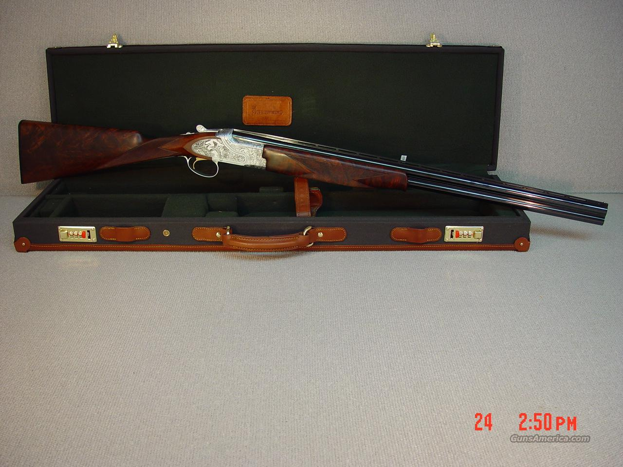 BROWNING CITORI GRADE V SIDEPLATE with CASE  Guns > Shotguns > Browning Shotguns > Over Unders > Citori > Hunting