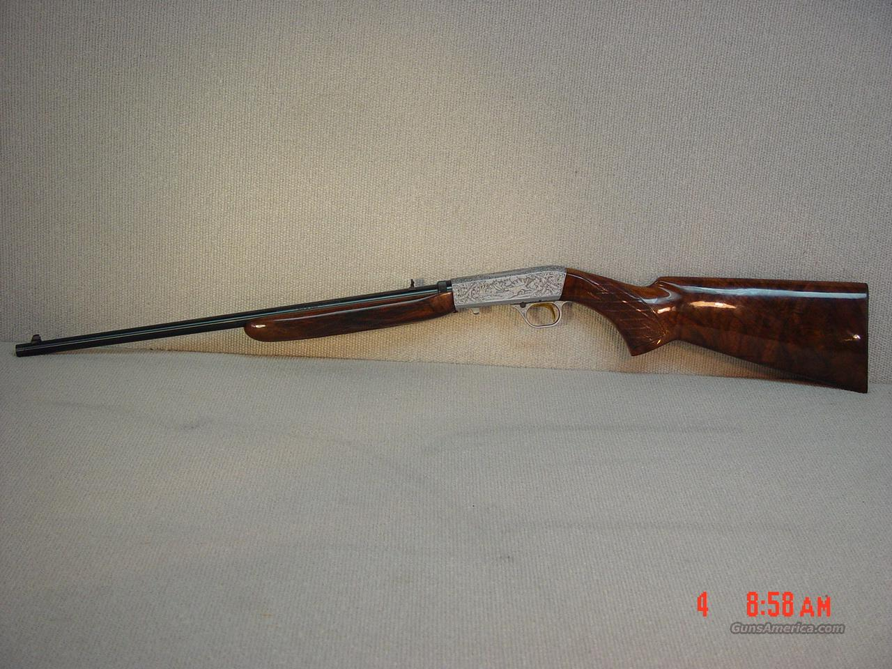 BROWNING BELGIUM GRADE III SEMIAUTOMATIC  Guns > Rifles > Browning Rifles > Semi Auto > Hunting