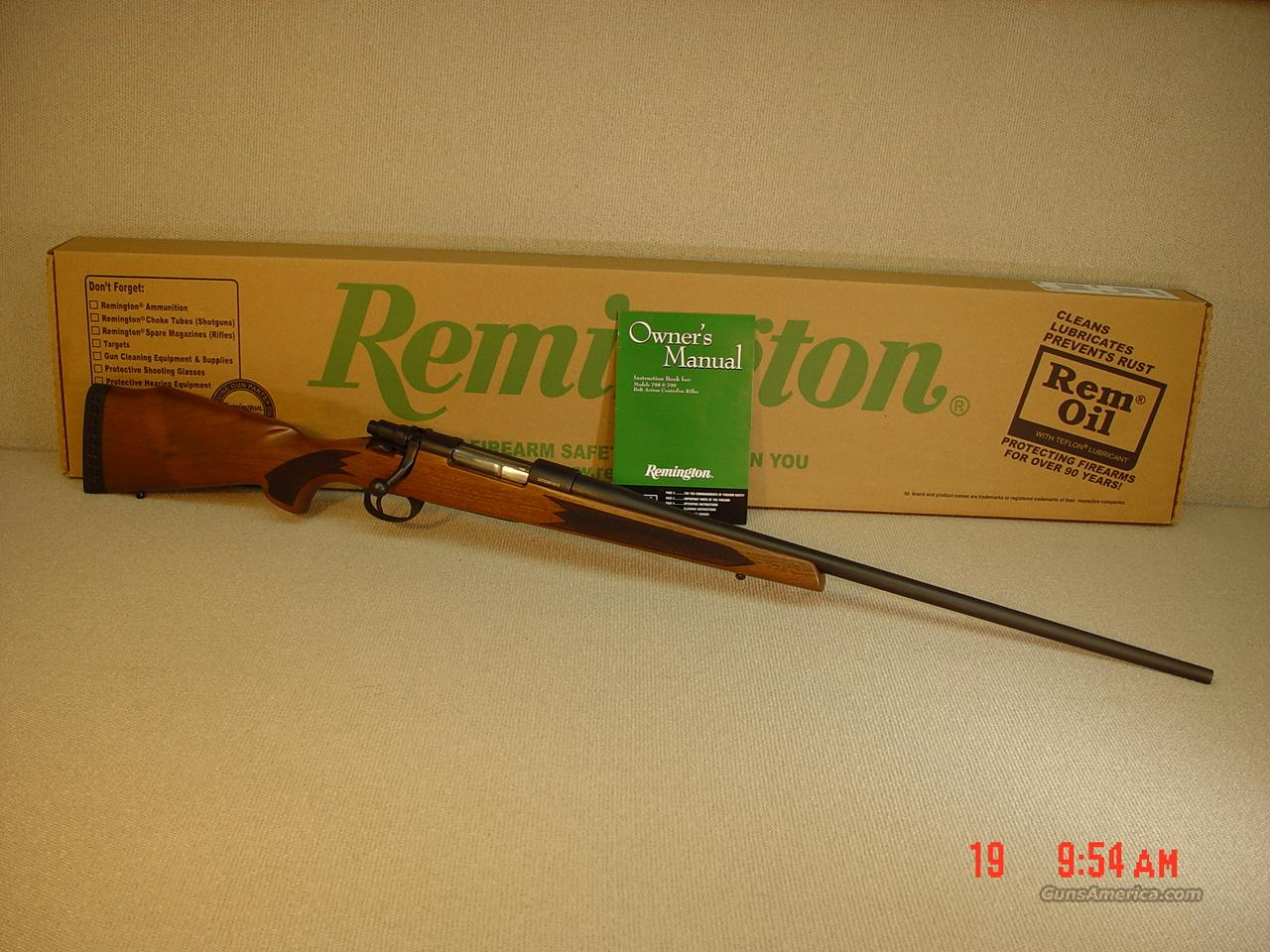 REMINGTON Model 798 WALNUT 300 WinMag  Guns > Rifles > Remington Rifles - Modern > Bolt Action Non-Model 700 > Sporting