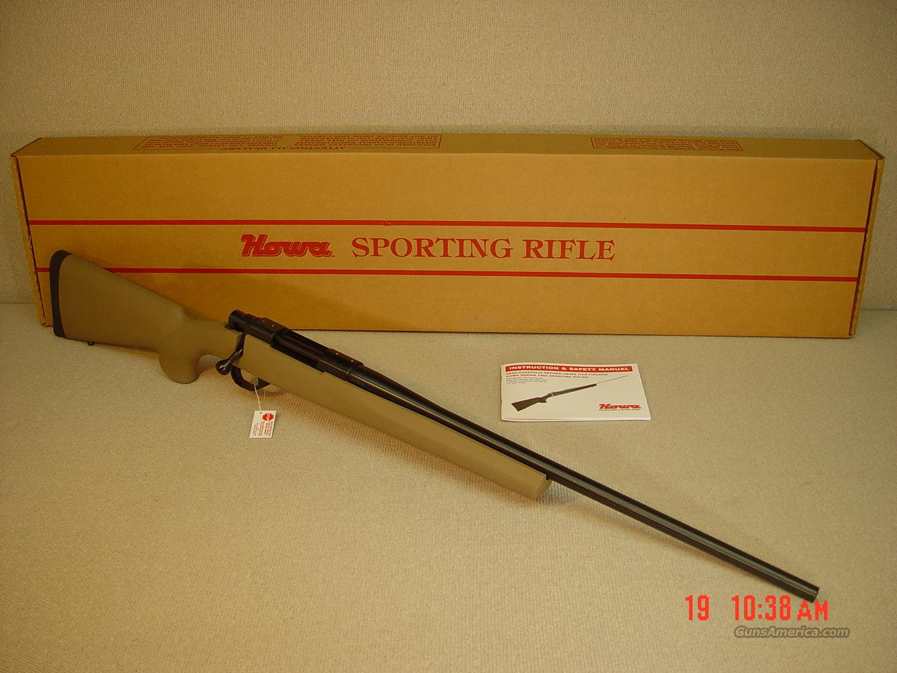 HOWA Model 1500 RIFLE 30-06 CAL  Guns > Rifles > Howa Rifles