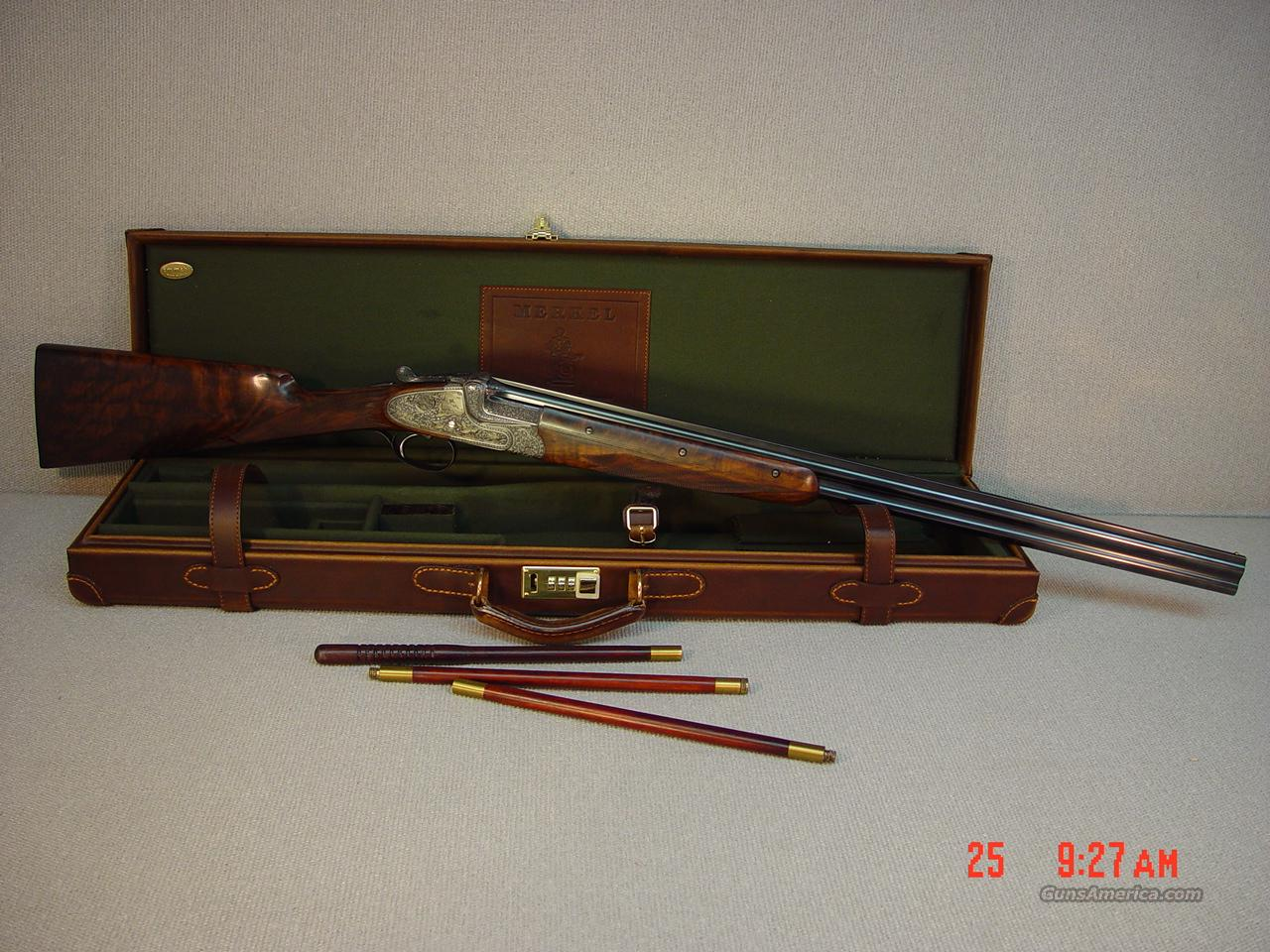 MERKEL Model 303EL 28 GAUGE  Guns > Shotguns > Merkel Shotguns