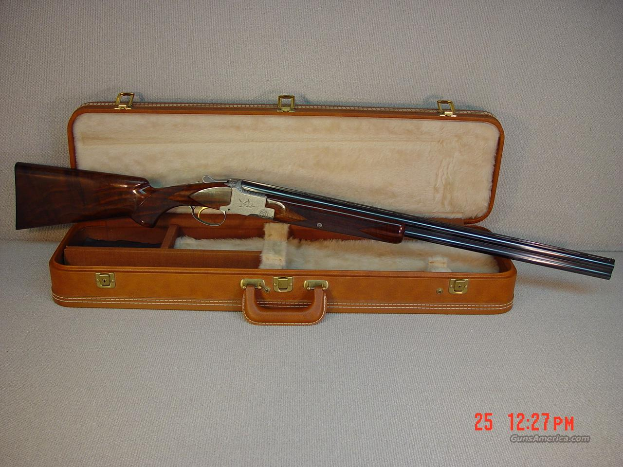 BROWNING B25 PIGEON GRADE 28 GAUGE  Guns > Shotguns > Browning Shotguns > Over Unders > Belgian Manufacture