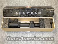 LEUPOLD MARK 4 MR/T 1.5-5x20mm M2 SPR 67905 (NIB)  Scopes/Mounts/Rings & Optics > Tactical Scopes > Variable Recticle