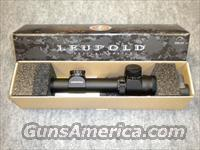 LEUPOLD MARK 4 MR/T 1.5-5x20mm CM-R2 TM 110180 (NEW)  Scopes/Mounts/Rings & Optics > Tactical Scopes > Variable Recticle