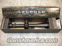 LEUPOLD MARK 4 LR/T 3.5-10x40mm M1-FF TMR 60030 (NEW)  Scopes/Mounts/Rings & Optics > Tactical Scopes > Variable Recticle
