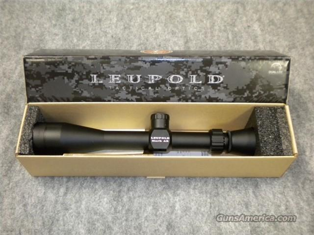 LEUPOLD MARK AR 3-9x40mm DUPLEX 67165 (NIB)   Non-Guns > Scopes/Mounts/Rings & Optics > Tactical Scopes > Variable Recticle