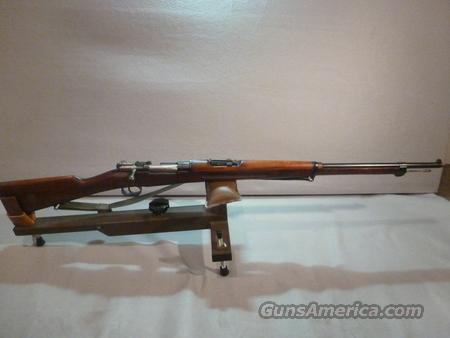 SWEDISH MAUSER 1917 6.5X55MM,   MATCHING #'S  Guns > Rifles > S Misc Rifles
