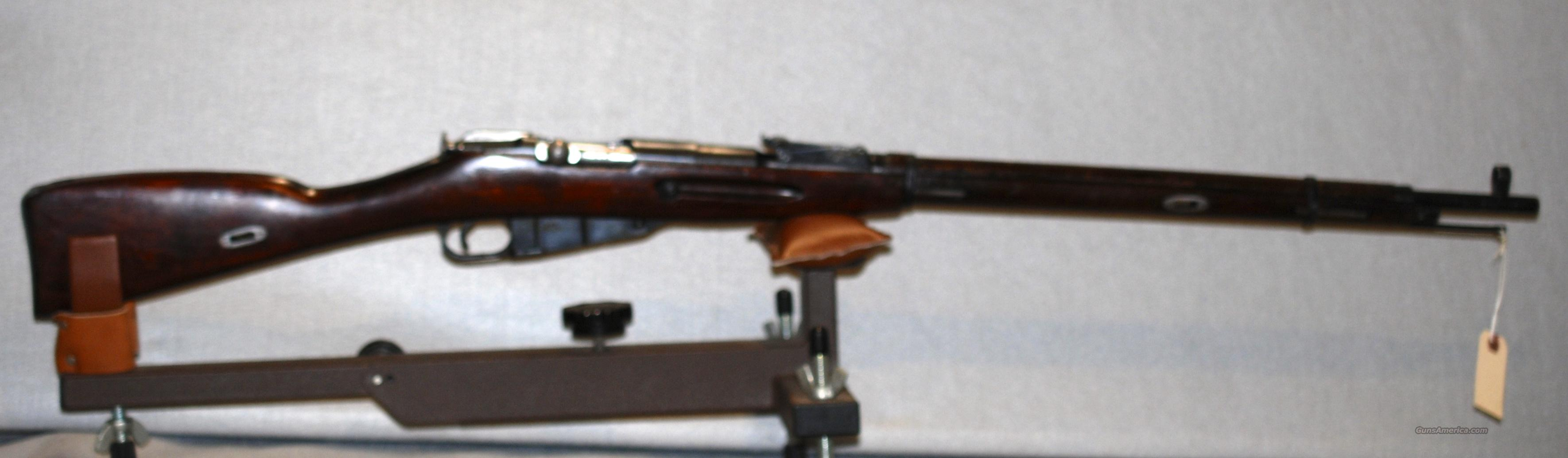 Mosin/Nagant rifle, Tula Factory 1942  Guns > Rifles > Mosin-Nagant Rifles/Carbines