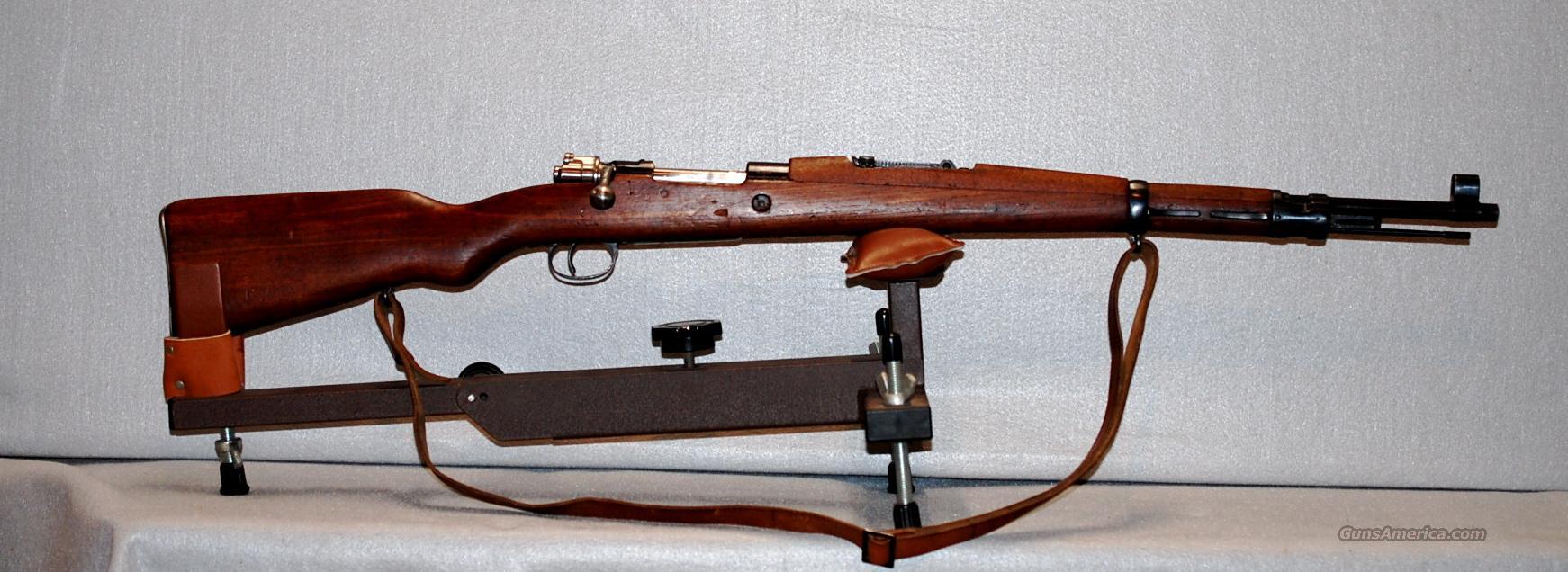 Yugo Mauser M24/47  Guns > Rifles > Mauser Rifles > German