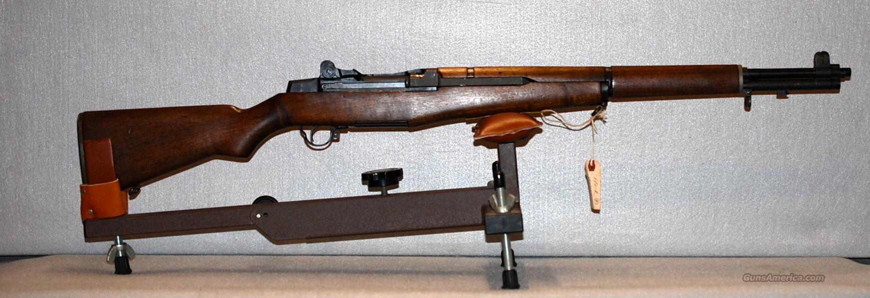 M1 Garand H&R all matching  Guns > Rifles > Harrington & Richardson Rifles