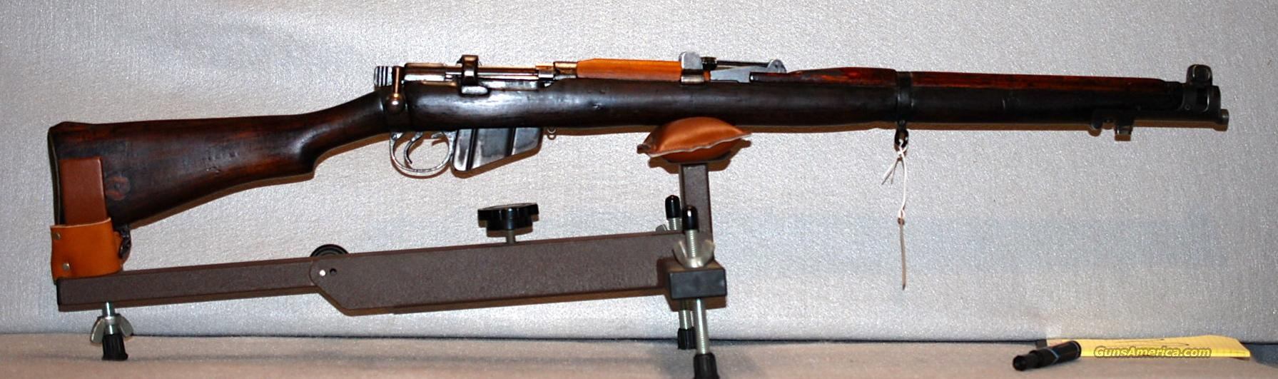 British Enfield MkIII, 1910 production  Guns > Rifles > Enfield Rifle