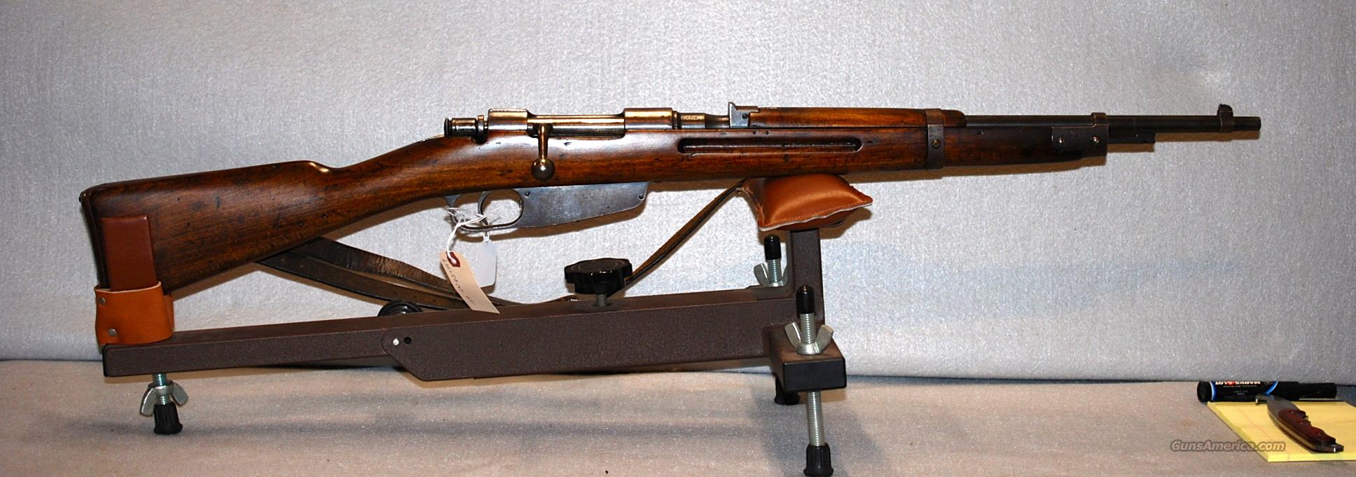 Italian Carcano Carbine 7.35  Guns > Rifles > Military Misc. Rifles Non-US > Other
