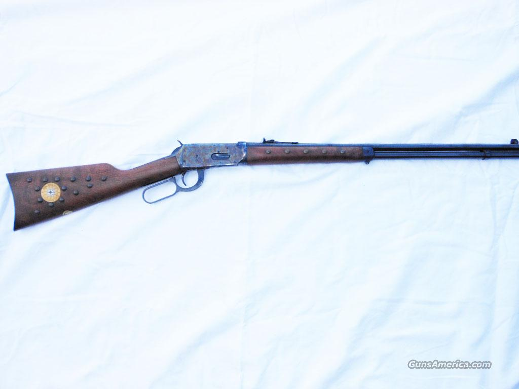 1983 Chief Crazy Horse  Guns > Rifles > Winchester Rifle Commemoratives