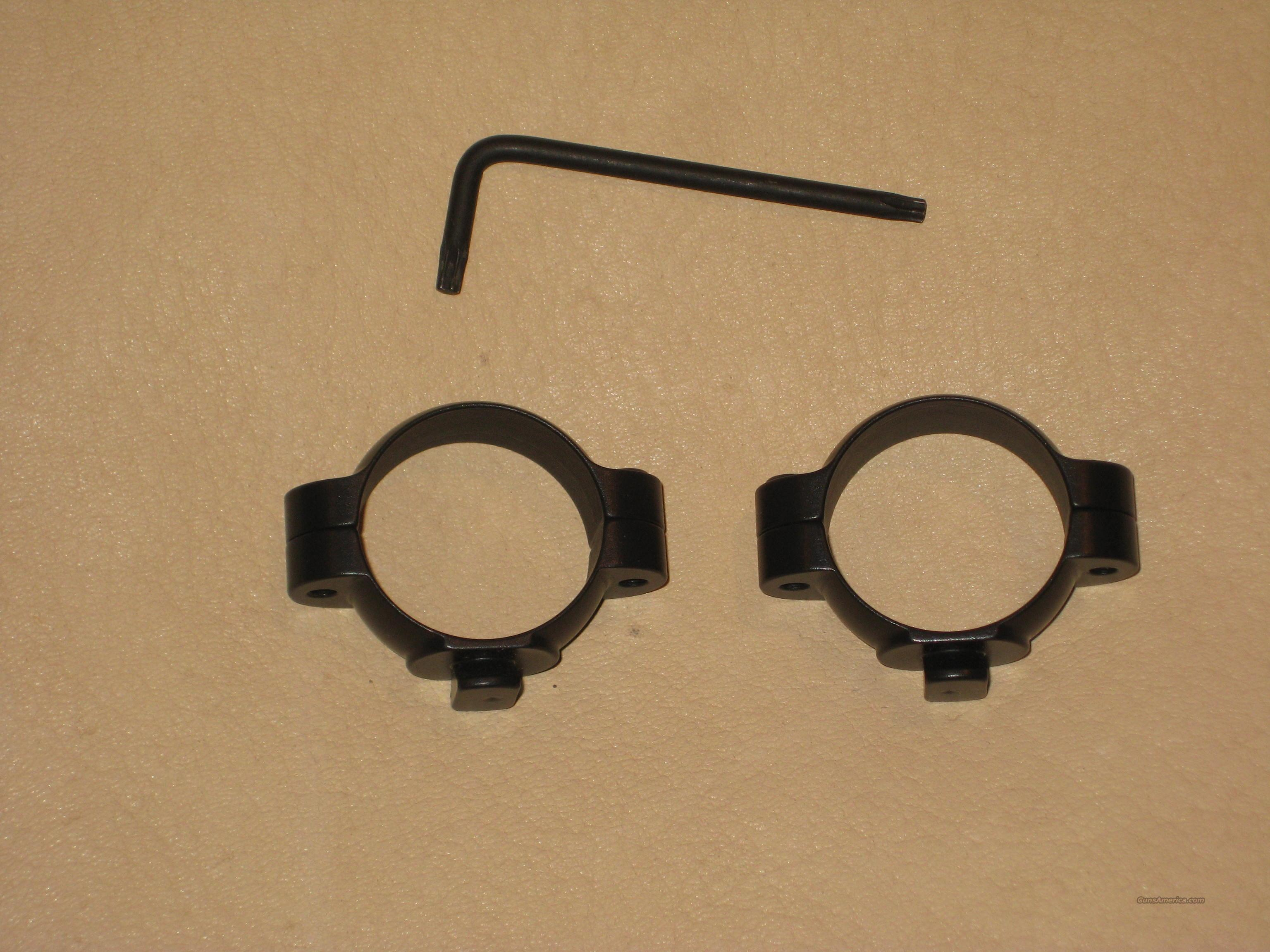 Leupold Dual Dovetail Rings - 30mm Low  Non-Guns > Scopes/Mounts/Rings & Optics > Mounts > Other