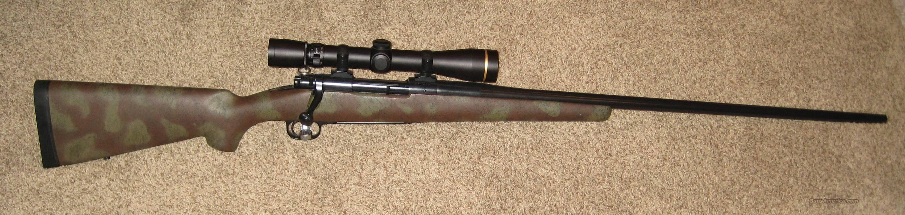 Custom Winchester M70 338 Winchester Magnum  Guns > Rifles > Winchester Rifles - Modern Bolt/Auto/Single > Model 70 > Post-64