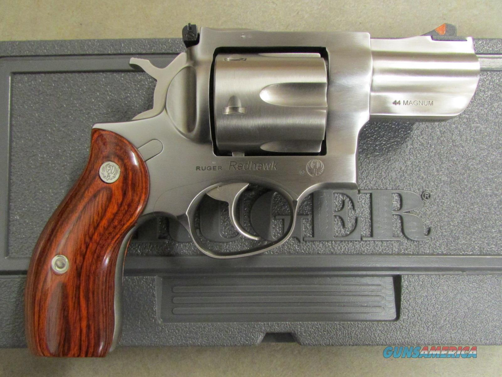 "Ruger 2.75"" Kodiak Backpacker  Guns > Pistols > Ruger Double Action Revolver > Redhawk Type"