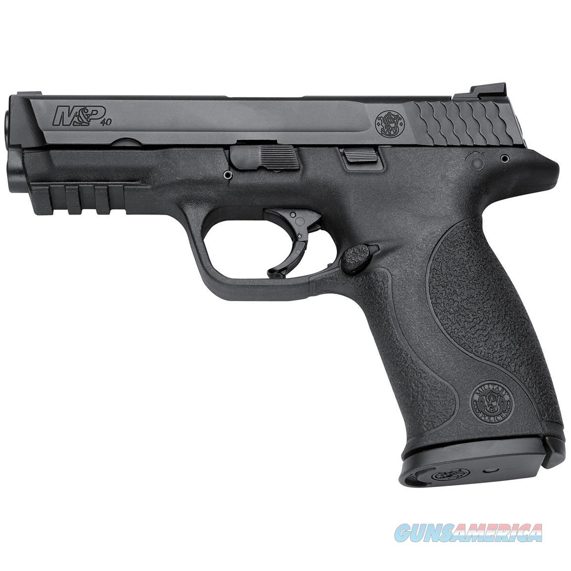 "Smith and wesson M&P40  Model 209300 NEW 4.25"", 40sw, New  Guns > Pistols > Smith & Wesson Pistols - Autos > Steel Frame"