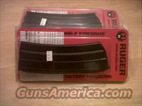 RUGER MINI 14 30 round magazine   Magazines & Clips > Rifle Magazines > Mini 14