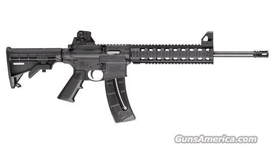 Smith&wesson m&p15-22,Model:811033,threaded barrel with 25 round mag  Guns > Rifles > Smith & Wesson Rifles > M&P