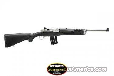 RUGER MINI 30 Matte Stainless and Black unfired  Guns > Rifles > Ruger Rifles > Mini-14 Type