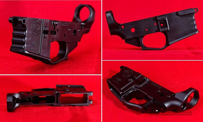 ar15 CMT TAC Model:UHP 15 Lower receiver, Black,Stripped Lower Receiver (Billet)  Guns > Rifles > C Misc Rifles